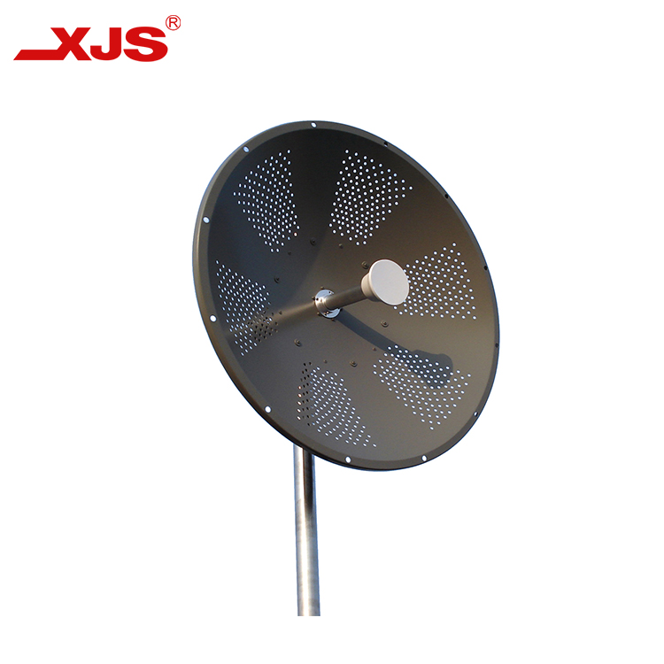 4.9-6.4GHz 32dBi Dual Polarity Mimo Dish Antenna